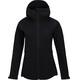 Peak Performance W's Adventure Hood Jacket Black